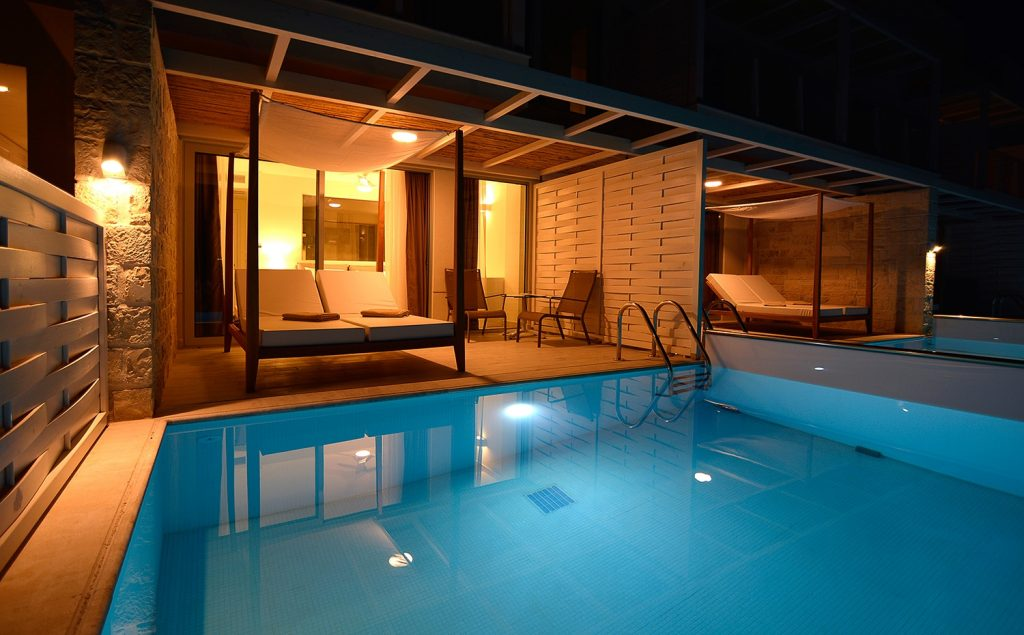 Classic Room With Private Pool Insula Alba Resort Amp Spa