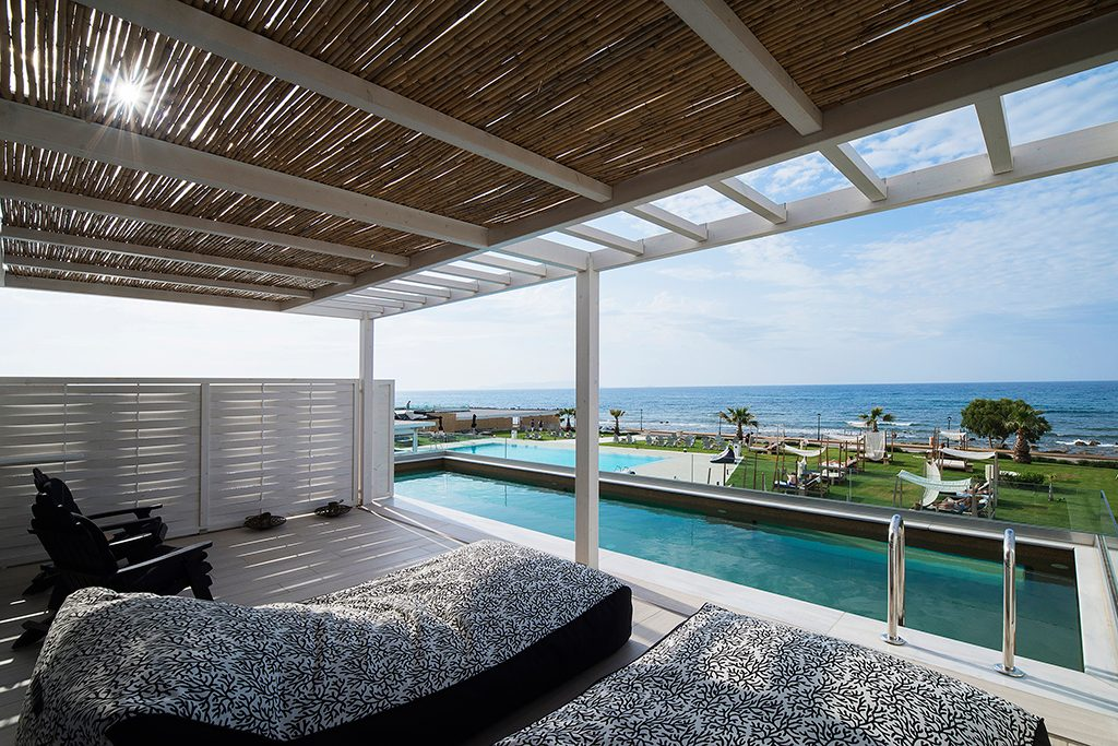 Suite Sea View With Sharing Pool Insula Alba Resort