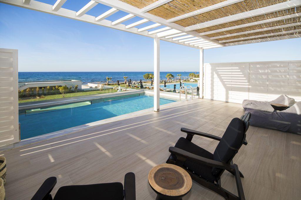 Suite Sea View Mit Privatem Pool