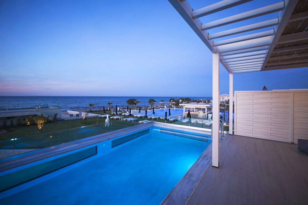 Suite Sea View with Private Pool