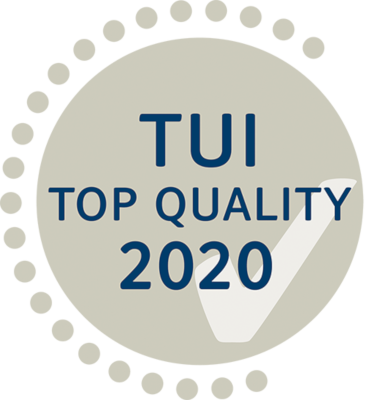 TUI Award: Top quality