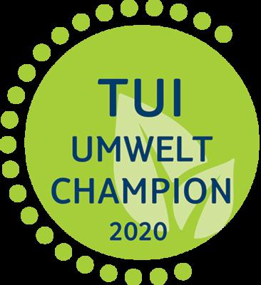 TUI Award: Umwelt champion